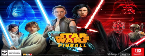Star Wars Pinball – Switch Review
