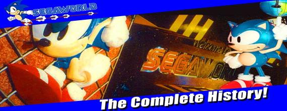 The Complete History of Sega World