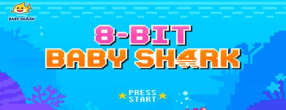 8 Bit Baby Shark Doo Doo Doo Doo Doo Doo