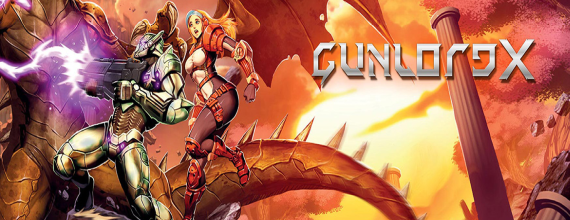 Oh Lordy, Gunlord X Is Coming to the PS4!
