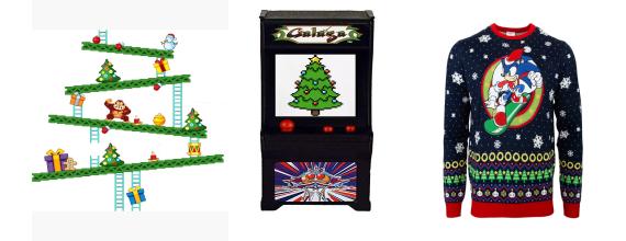 Christmas 2019 Retro Gaming and Pinball Gift Ideas