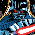 STAR WARS Comic Art Pinball: May The Force Be With You