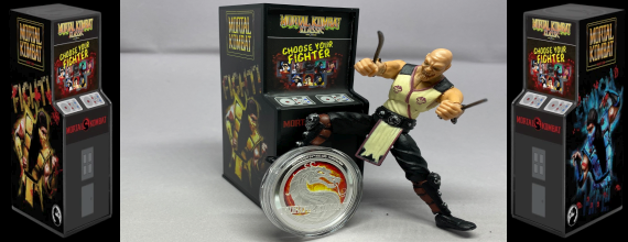 Mortal Kombat 1oz Silver Coin – The Flawless Collectable