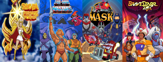 Awesome 80s Cartoons Are Streaming For Free On YouTube