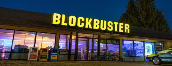 The World's Last Blockbuster Store Is Available To Book on Airbnb