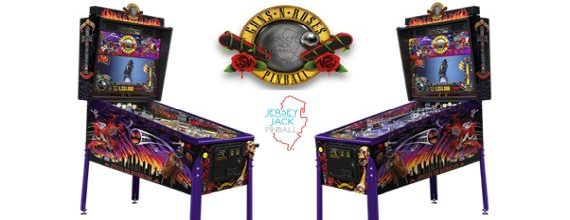 Welcome to the Jungle: Jersey Jack Pinball Unleashes Guns N' Roses